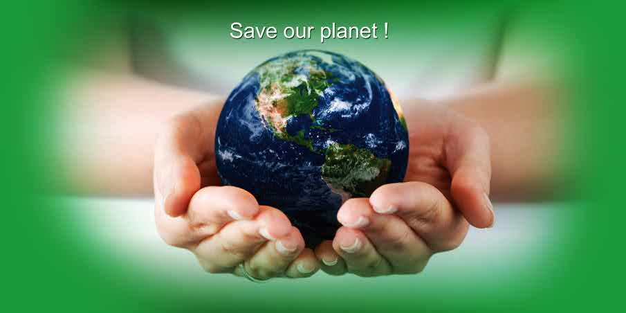 Green Save Our Planet